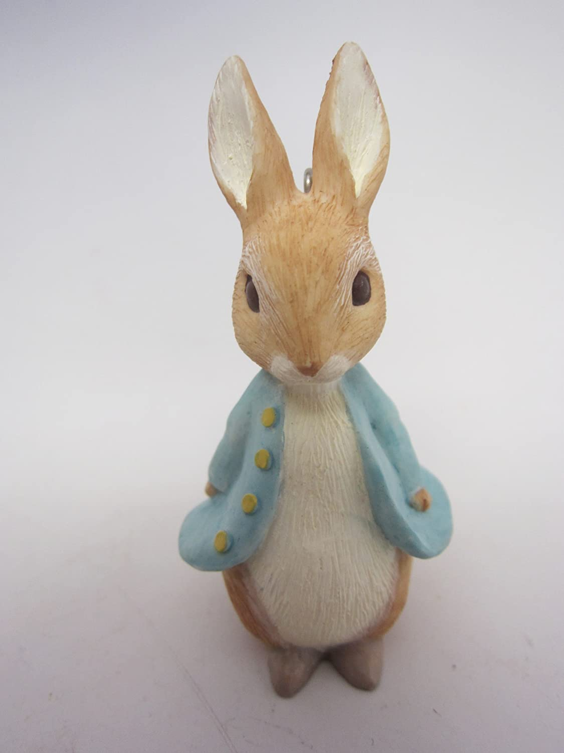 Beatrix Potter Easter Peter Rabbit Keepsake Hanging Ornament 1996 First in Collector s Series