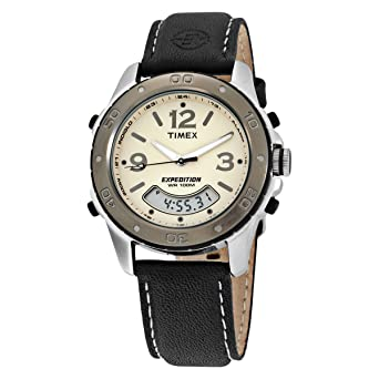 ae1750e1f Amazon.com: Timex Men's T41361 Expedition Metal Analog and Digital ...