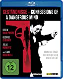 Geständnisse - Confessions of a dangerous Mind [Blu-ray]