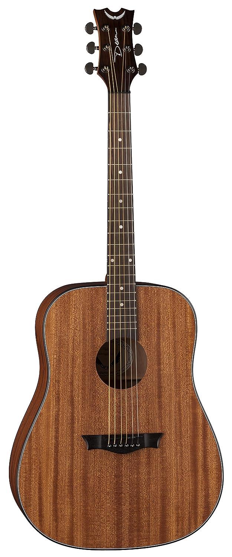 Dean Guitars AXS Series AX D MAH Dreadnought Acoustic Guitar, Mahogany Cascio Music Company - CA