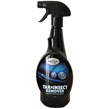 1 X Astonish 750ml Car Tar Insect Cleaner Traffic Oil Remover Vehicle Paintwork