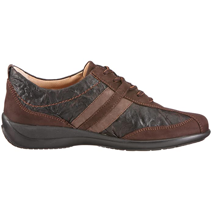 70962, Chaussures basses femme - marron/terracotta, 36.5 EUHartjes