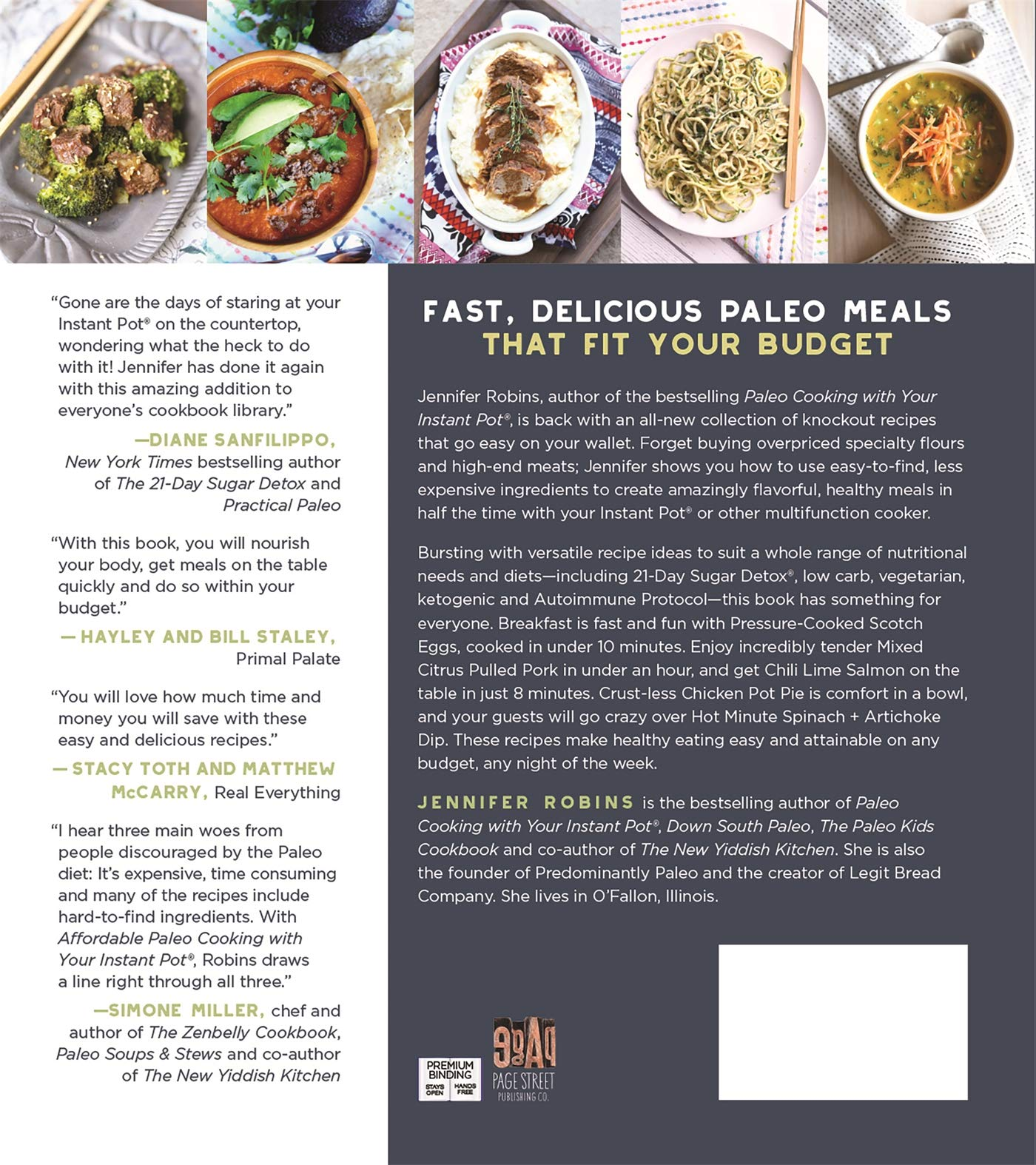 Affordable Paleo Cooking With Your Instant Pot Quick Clean Meals