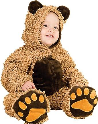 UHC Babyu0027s Chenille Teddybear Outfit Infant Toddler Halloween Costume ...  sc 1 st  Amazon.com & Amazon.com: UHC Babyu0027s Chenille Teddybear Outfit Infant Toddler ...