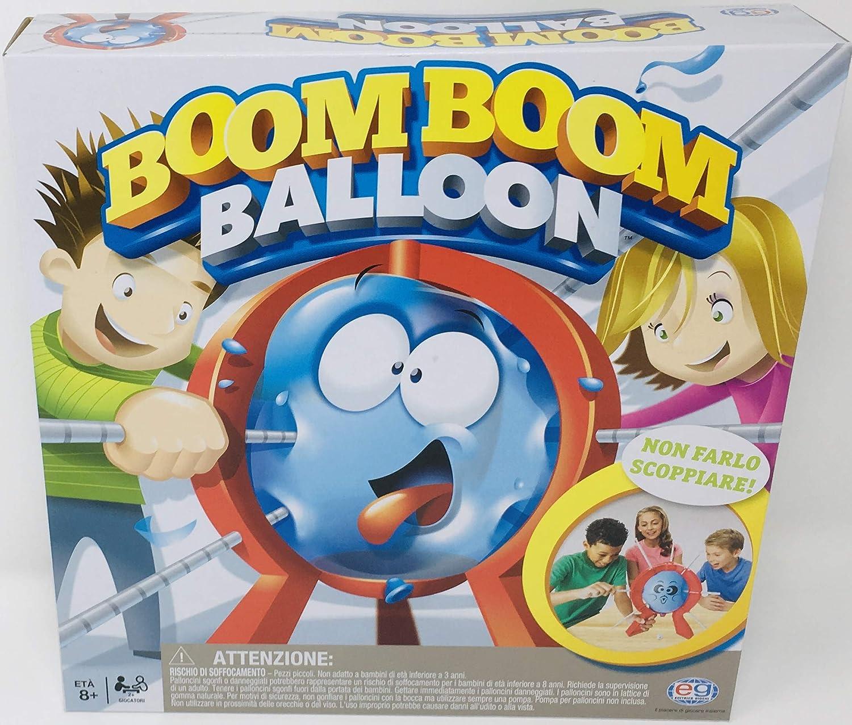 Spin Master Games Boom Boom Balloon Board Game Amazon Co Uk Baby