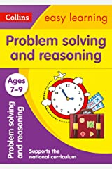 Problem Solving and Reasoning Ages 7-9: Prepare for school with easy home learning (Collins Easy Learning KS2) Kindle Edition