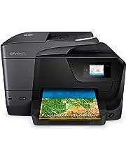 HP OfficeJet Pro 8710 Multifunktionsdrucker (Instant Ink, Drucker, Scanner, Kopierer, Fax, WLAN, LAN, Duplex, Airprint)