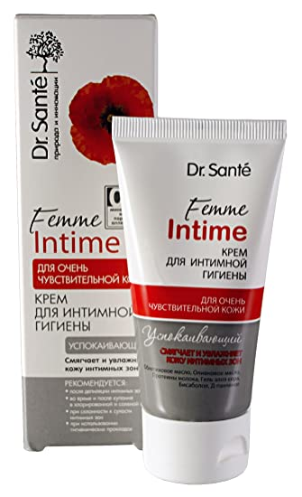 lotion intime femme
