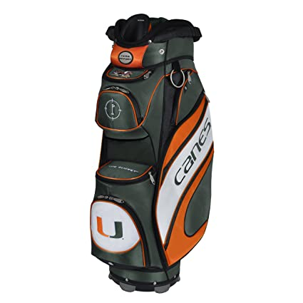 Team Effort Miami Hurricanes el Cubo Enfriador Bolsa de Golf ...