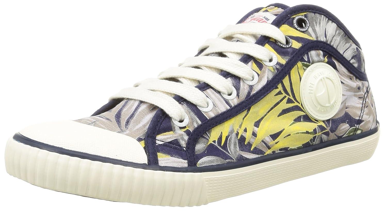 Pepe JeansIndustry Tropic - Zapatillas Hombre, Azul (Bleu (585 Marine)), 40: Amazon.es: Zapatos y complementos