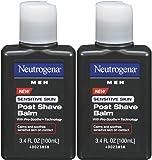 Neutrogena Men Sensitive Skin Post Shave Balm - 3.4 oz - 2 pk