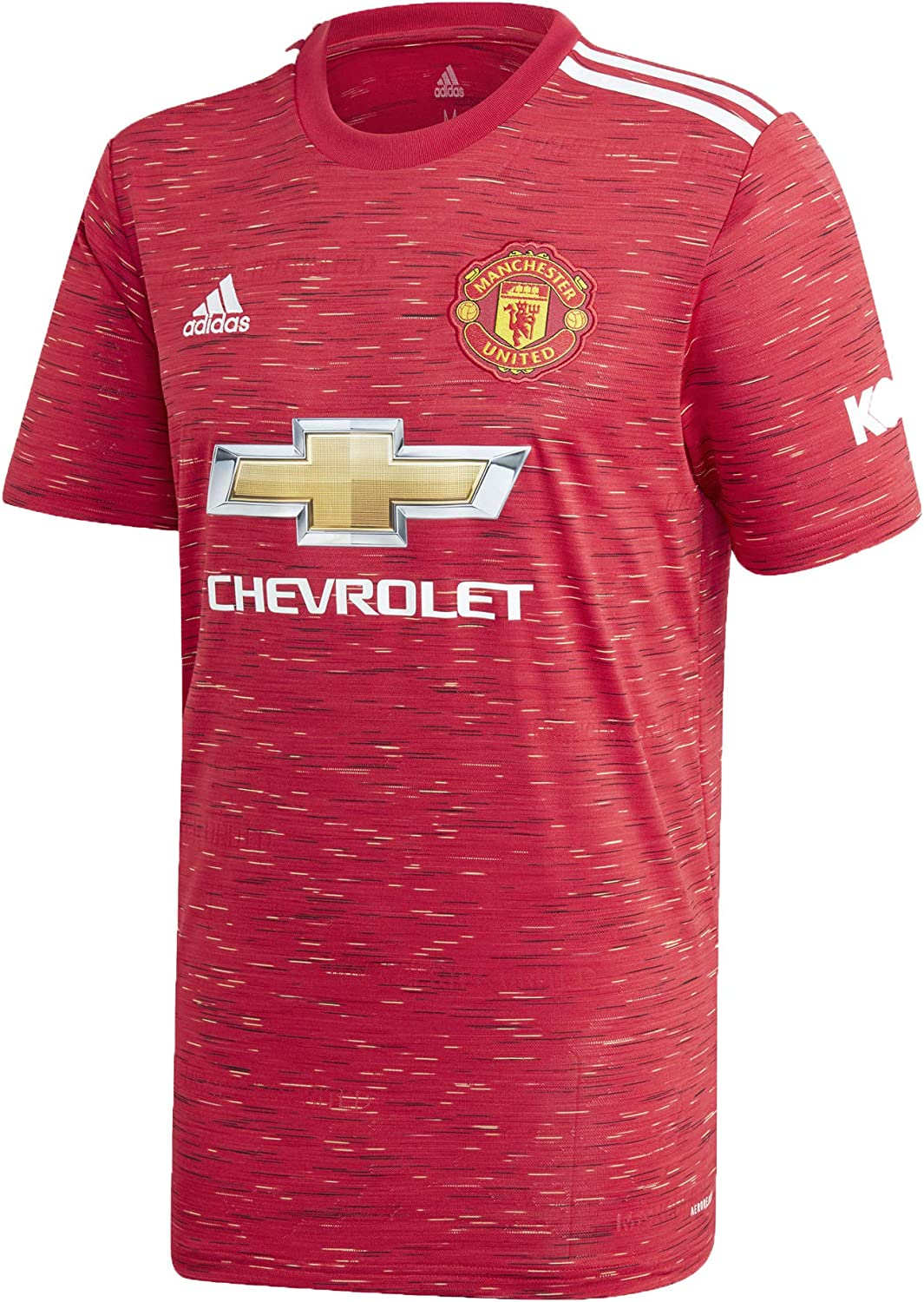 Manchester United Home Youth Soccer Jersey- 2020/21