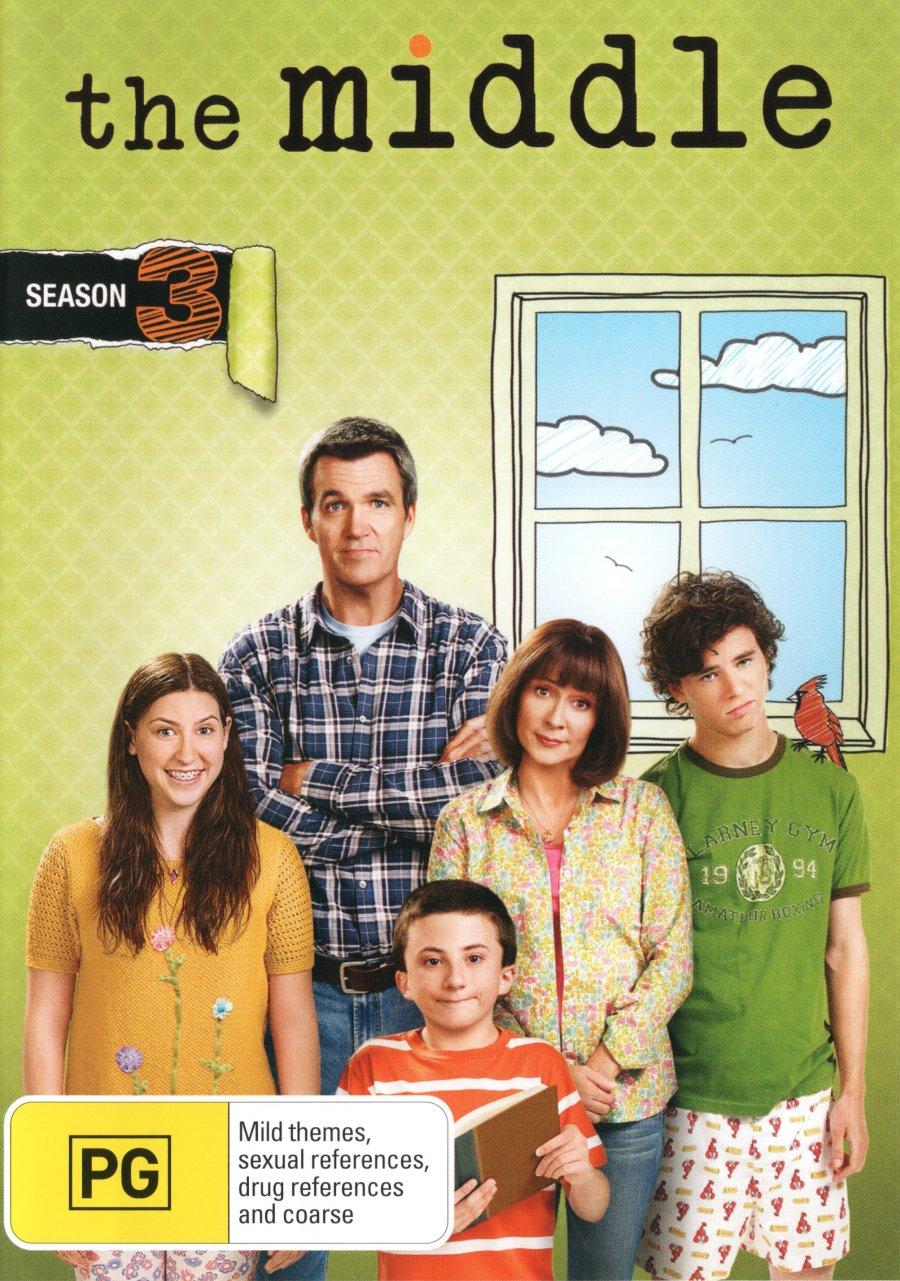 The Middle - Season 3 DVD: Amazon.es: Neil Flynn, Patricia Heaton, Atticus Shaffer, Eden Sher, Charlie McDermott: Cine y Series TV