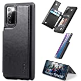Migeec Samsung Galaxy Note 20 5g Case with Card Holder - Wallet Case [Shockproof] with PU Leather Card Pockets Flip…