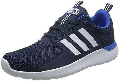 Adidas uomini cloudfoam lite racer dei formatori: scarpe e borse