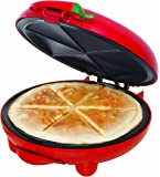 BELLA 13506 8-inch Quesadilla Maker, Red