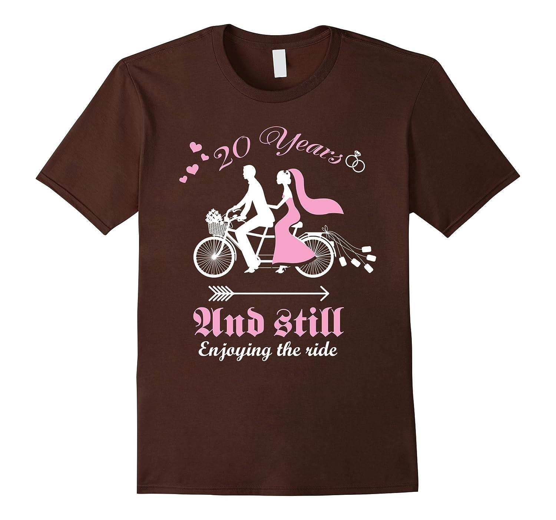 20th Wedding Anniversary Gift - Perfect Couple Shirt-TH