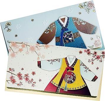 Amazon Com Jigg Korean Traditional Premium Cash And Gift