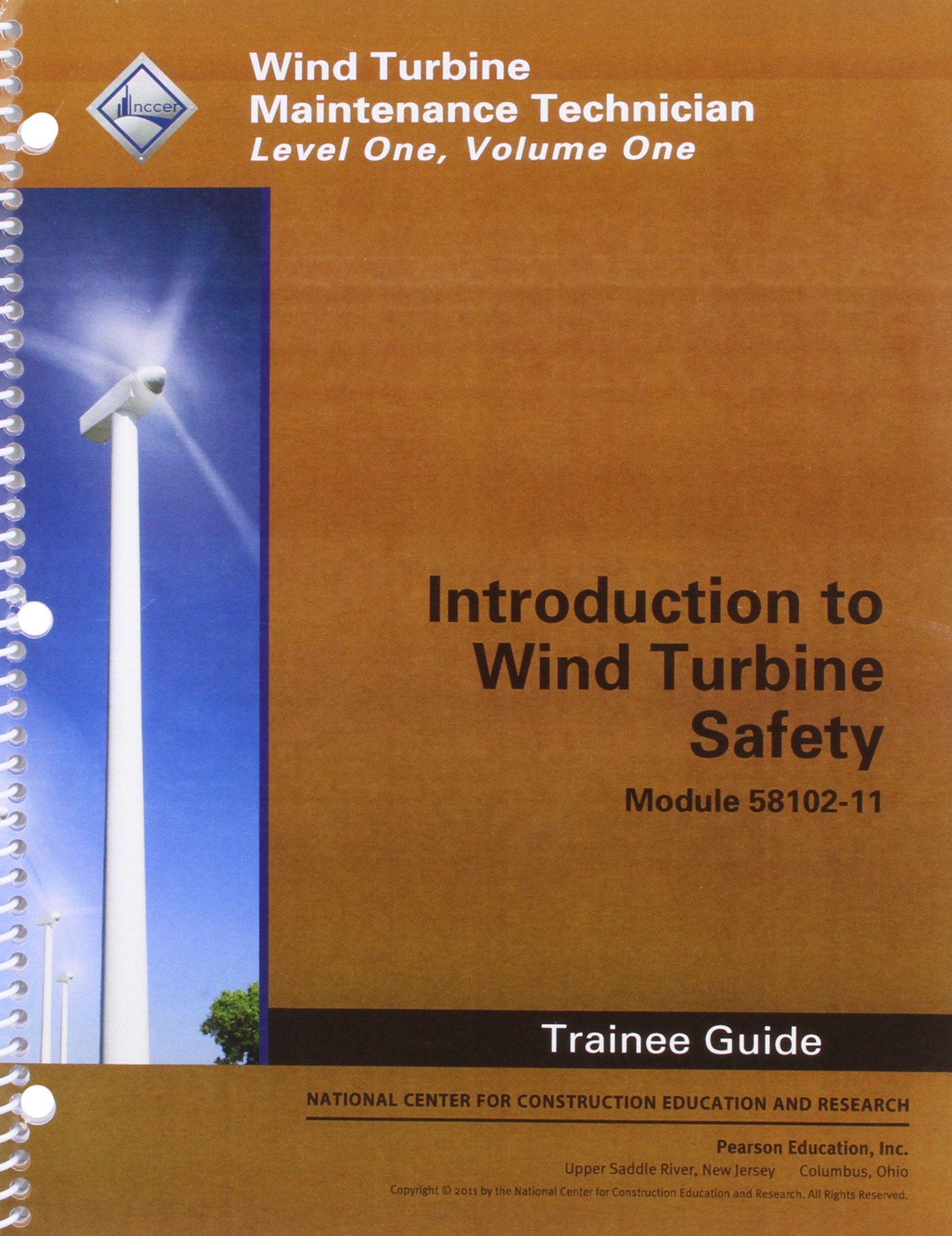 Read Online 58102-11 Introuction to Wind Turbine Safety TG pdf