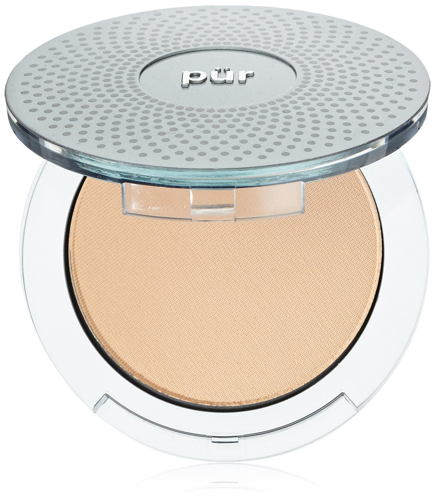 Pur Minerals 4-In-1 Pressed Mineral Makeup, Porcelain, 0.28 Ounce