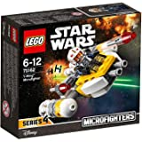 """レゴ (LEGO) スター・ウォーズ マイクロファイター""""Yウィング"""" 75162"""