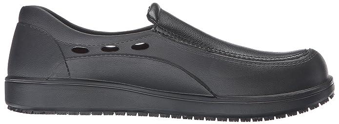 Skechers for Work Calzado de trabajo Otsego para hombre, Negro, 11 M US