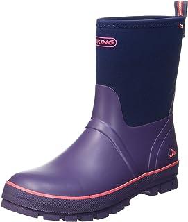 Viking Solan Neo, Stivali di Gomma Unisex – Bambini Stivali di Gomma Unisex - Bambini 1-16200