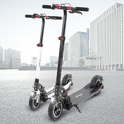 E-Scooter eFlux Lite 5 350 W - Patinete eléctrico plegable ...