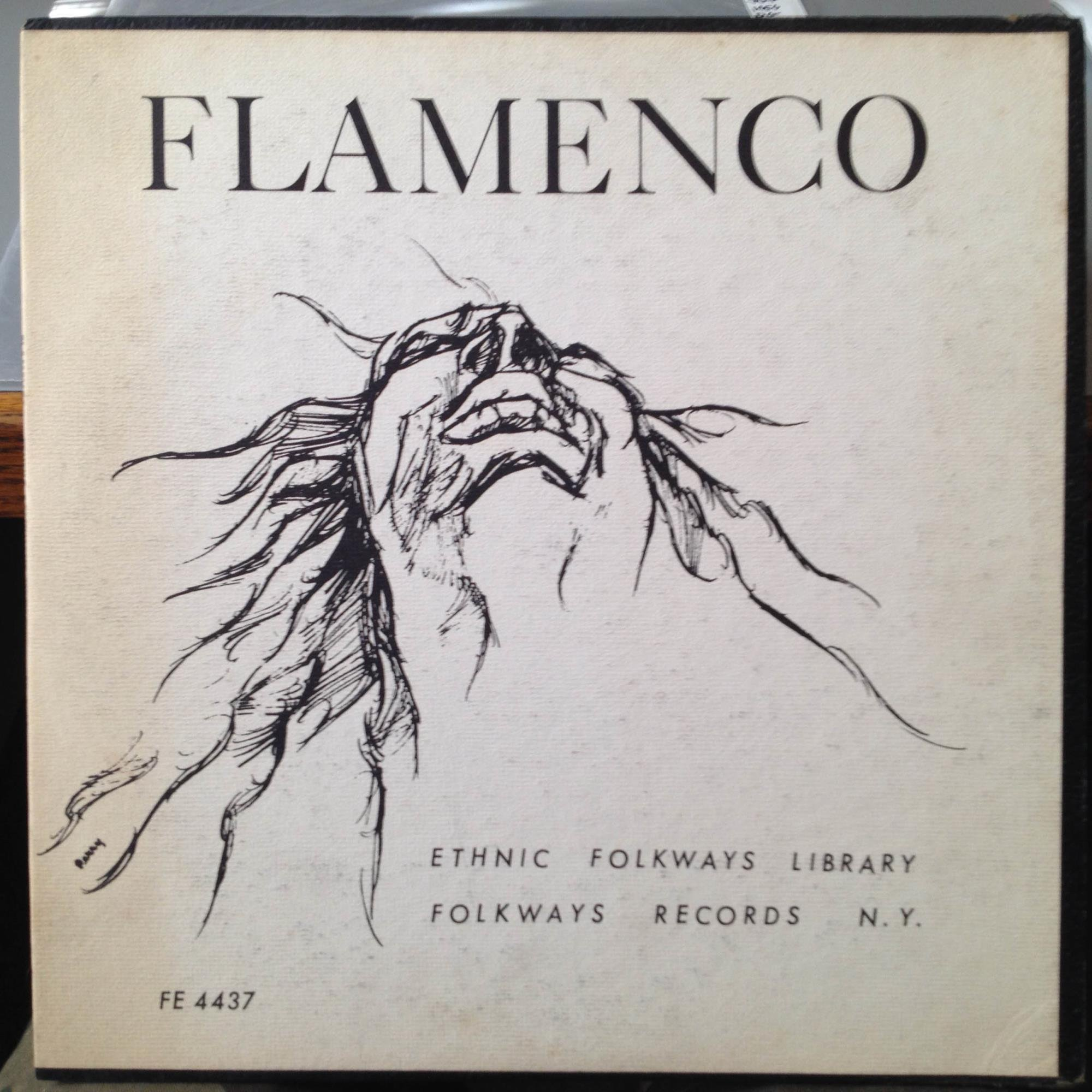 Flamenco [LP] by Folkways