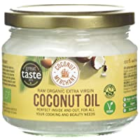 Coconut Merchant Organic Raw Extra Virgin Oil, 300ml