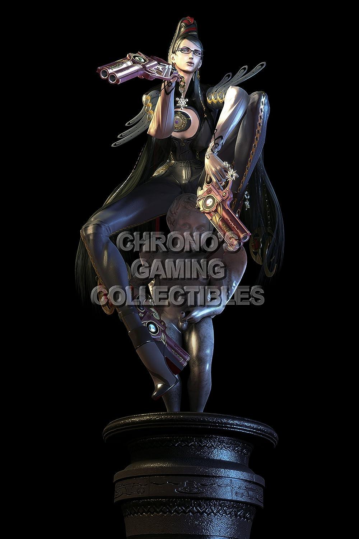 CGC - Bayonetta Playstation - enorme cartel 3 Xbox 360 ...