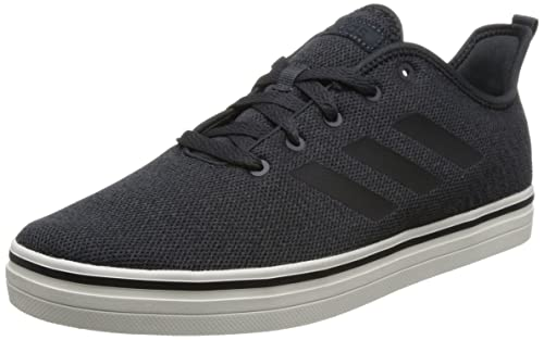 low priced 7b36b d9d28 adidas Mens True Chill Skateboarding Shoes, Black (CarbonCblackCwhite  Carbon