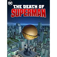 DCU: The Death of Superman Deluxe Edition (Blu-ray/DVD/Digital) w/Figurine