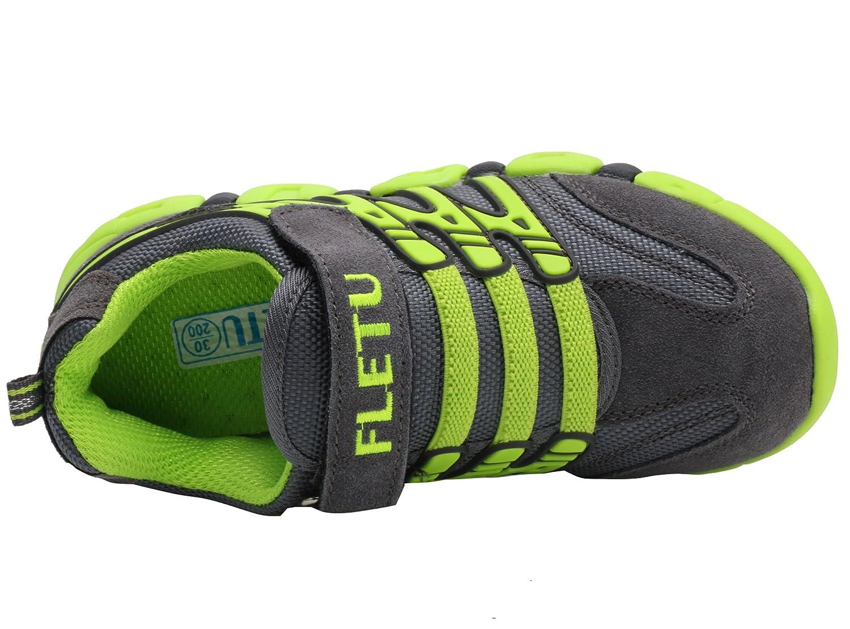 Toddler//Little Kid LONSOEN Girls Light Weight Casual Sports Sneakers