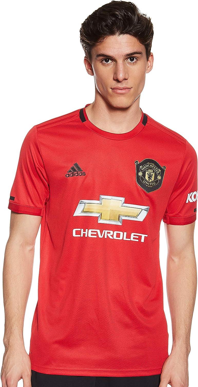 amazon com adidas manchester united home shirt 2019 20 clothing adidas manchester united home shirt 2019 20