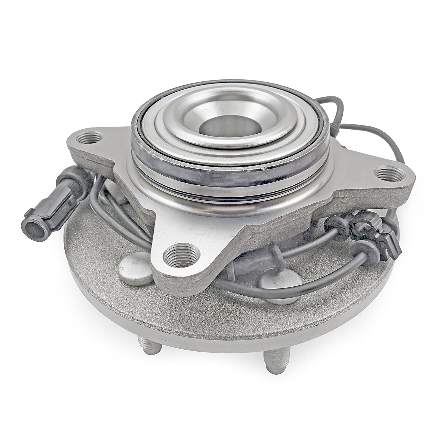 CRS NT541001 New Wheel Bearing Hub Assembly, Rear Driver (Left)/ Passenger (Right), for 2003-2006 Ford Expedition,4WD/ AWD/RWD, Lincoln Navigator,4WD/ RWD
