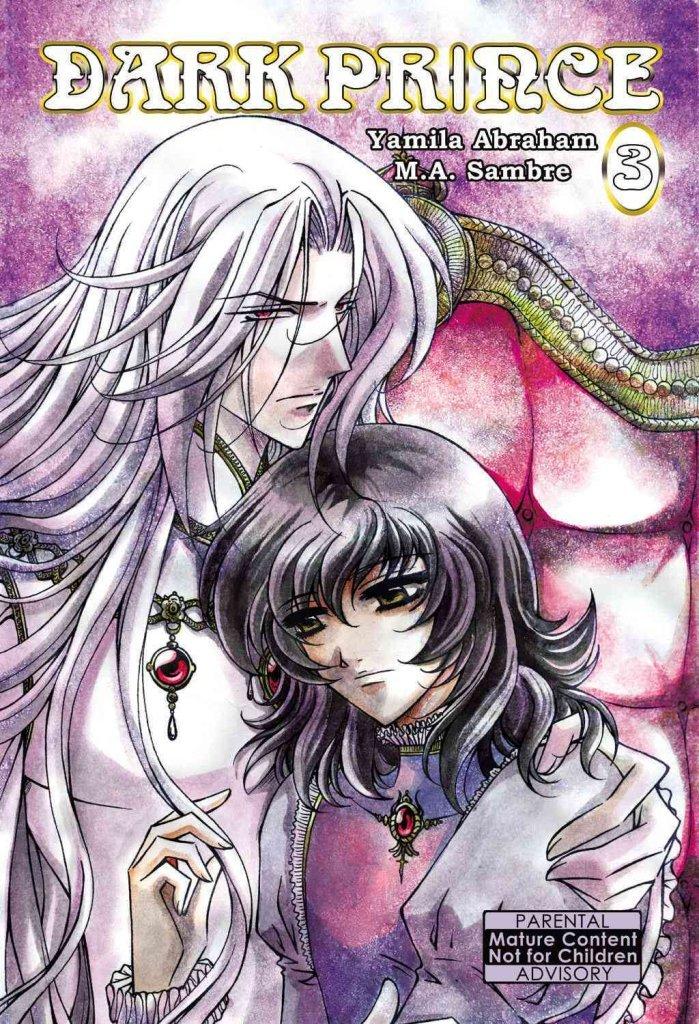 Dark Prince Volume 3   (v. 3), Abraham, Yamila