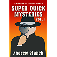 Super Quick Mysteries, Volume 1 (English Edition)