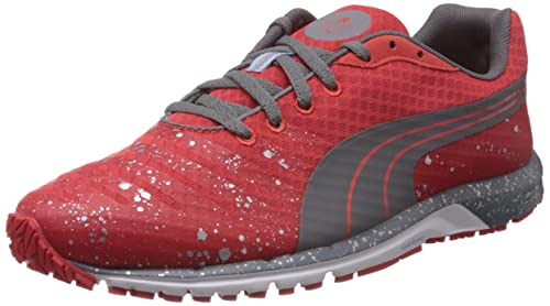 68cfb4e169964f Puma Men s Red Synthetic Faas 300 v3 SRS Running Shoes - 18764102-11 ...