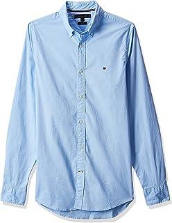 Tommy Hilfiger Original Stretch Camisa para Hombre: Amazon.es: Ropa y accesorios