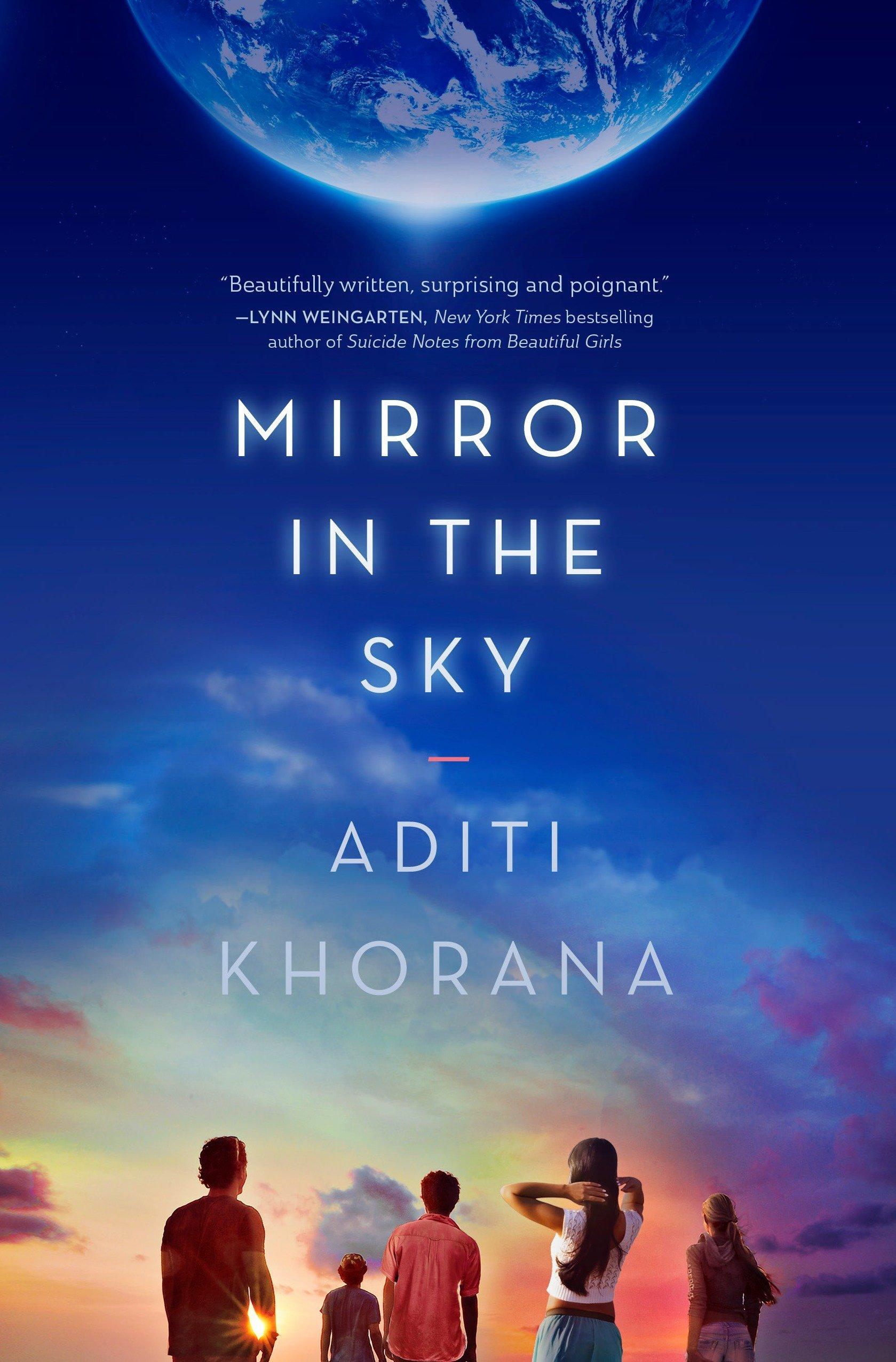 Amazon.com: Mirror in the Sky (9781595148575): Khorana, Aditi: Books