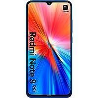 Xiaomi Redmi Note 8 Edición 2021- Smartphone 4GB RAM + 64GB ROM MediaTek Helio G85 Octa-Core Processor, Azul (Versión ES…