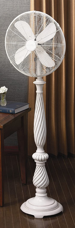 Amazon.com: DecoBREEZE Pedestal Fan Adjustable Height 3 Speed Oscillating  Fan, 16 Inch, Providence: Home U0026 Kitchen