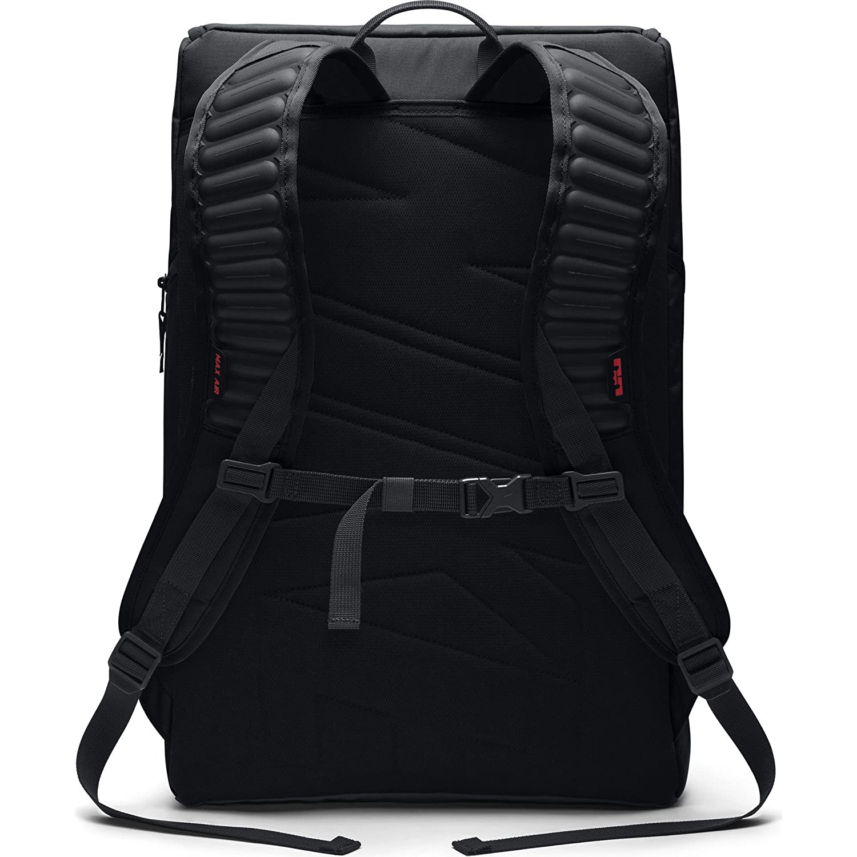 Nike Herren Lebron Max Air Ambassador Rucksack schwarz