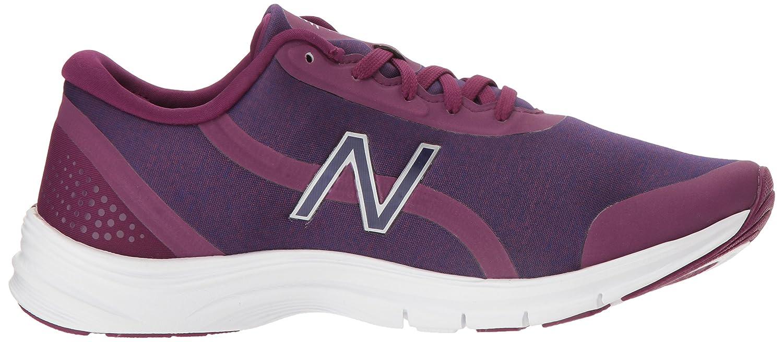 New Balance Women's 711v3 Cush + Cross Trainer B075R78JB7 8 B(M) US|Magenta