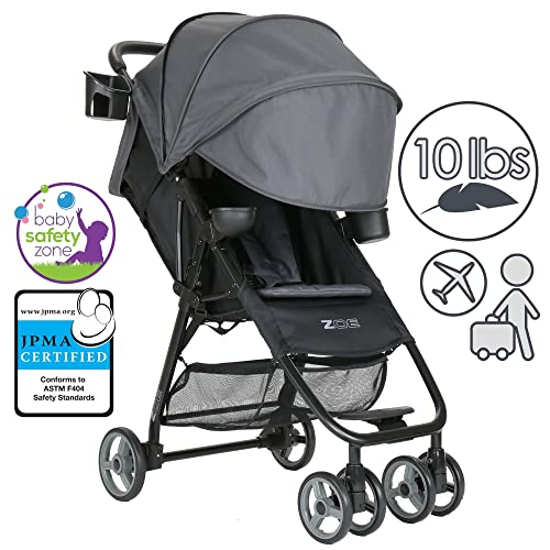 ZOE XL1 DELUXE Xtra Lightweight Travel & Everyday Umbrella Stroller System