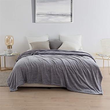Coma Inducer King Blanket - UB-Jealy - Slate Black