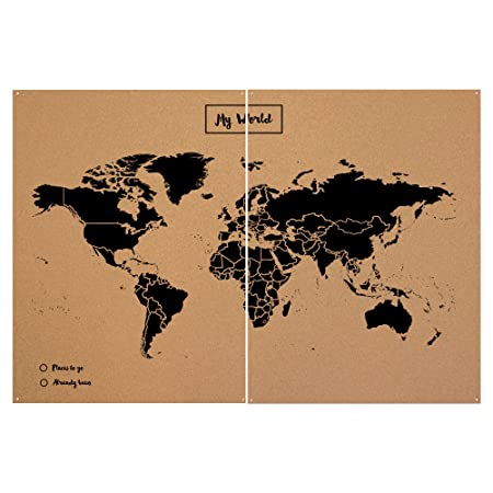 Miss wood map xxl cork world map scandanavian 04x900x1200 cm miss wood map xxl cork world map scandanavian 04x900x1200 cm gumiabroncs Choice Image