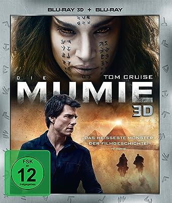 Die Mumie Blu Ray 3d Blu Ray Digital Amazonde Tom Cruise