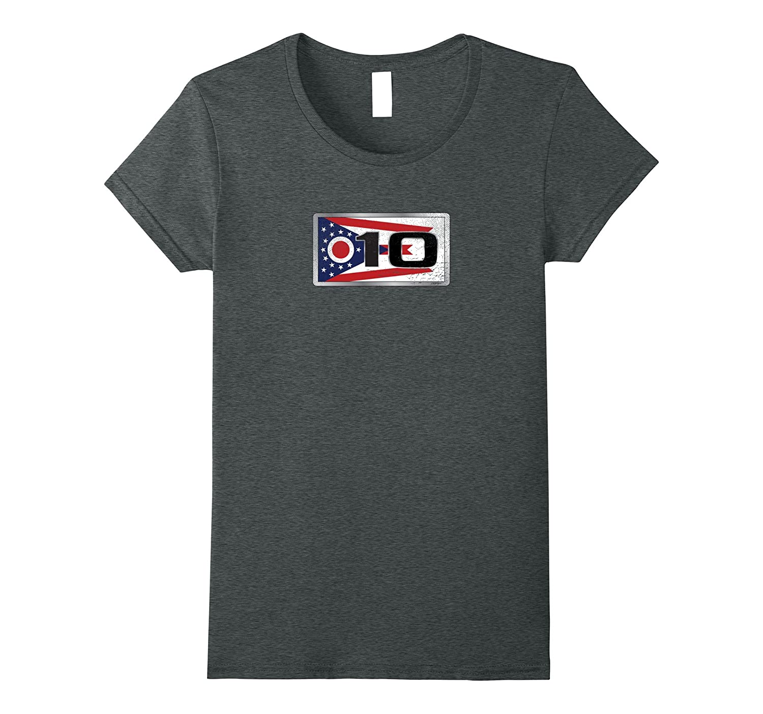 C10 State of Mind – Ohio – Traditional Tshirt